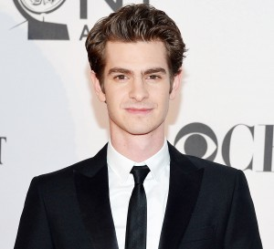 Actor, Andrew Garfield