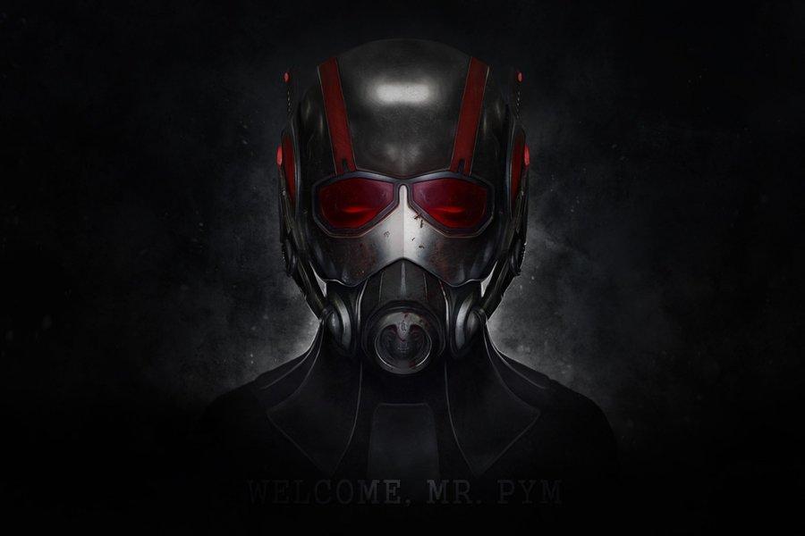 Ant-Man movie poster wallpaper