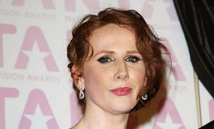 Actress and Comedian, Catherine Tate