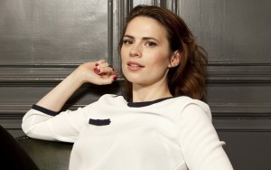 Actress, Hayley Atwell