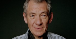 Actor, Ian McKellen