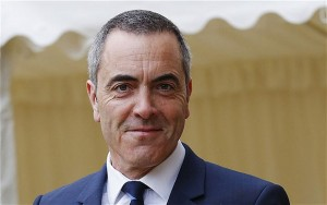 Actor, James Nesbitt