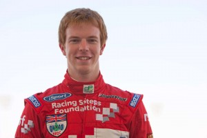 Race Car Driver, Oliver Turvey