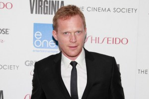 Actor, Paul Bettany