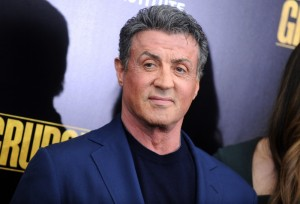 Actor, Sylvester Stallone