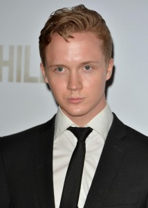 Anssi Lindstrom attends the U.K. film premiere of Child 44 held at Vue West End, Leicester Square, London on April 16, 2015.