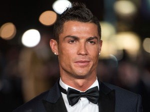 Cristiano Ronaldo attends the world film premiere of Ronaldo held at Vue West End, Leicester Square, London on November 9, 2015.