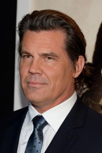 Josh Brolin attends the New York film premiere of Sicario held at the Museum of Modern Art, NYC on September 14, 2015.