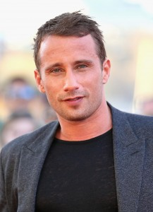 Matthias Schoenaerts attends the U.K. film premiere of Far from the Madding Crowd held at Odeon, Kensington, London on April 15, 2015.