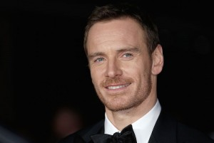 Michael Fassbender attends the U.K. film premiere of Steve Jobs held at Empire Cinema, Leicester Square, London on October 18, 2015.