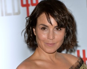Noomi Rapace attends the U.K. film premiere of Child 44 held at Vue West End, Leicester Square, London on April 16, 2015.