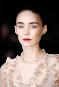 Rooney Mara attends the U.K. film premiere of Carol held in Leicester Square, London on October 14, 2015.