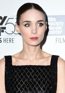 Rooney Mara attends the New York film premiere of Carol held at the Musuem of Modern Art, NYC on November 16, 2015.