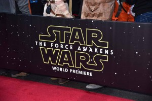 Stars Ward World Premiere in Los Angeles held at TCL Chinese Theatre, Hollywood Blvd.