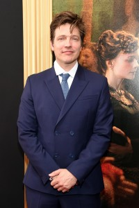 Thomas Vinterberg at the New York premiere of Far from the Madding Crowd on April 27, 2015.