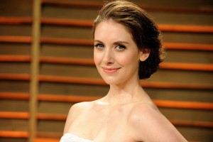 Actress, Alison Brie