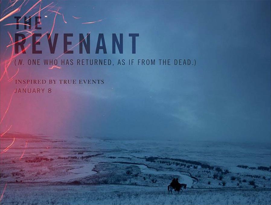 The Revenant Movie Poster