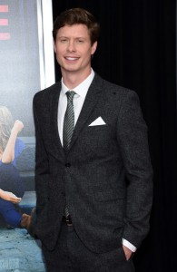 Anders Holm attends the How To Be Single Premiere in New York held at NYU Skirball Center, NYC on February 3, 2016.