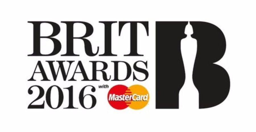 BRIT Awards 2016 logo
