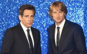Ben Stiller & Owen Wilson attend the European premiere of Zoolander No. 2 held at Empire Cinema, Leicester Square, London on February 4, 2016.