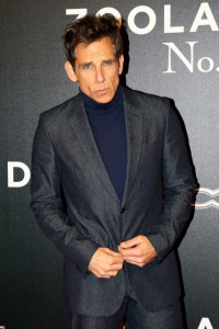 Ben Stiller attends the Rome premiere of Zoolander No. 2 held at Hotel de Russie, Italy on January 30, 2016.