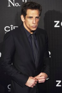 Ben Stiller attends the Spain premiere of Zoolander No. 2 held at Capitol Cinema, Madrid on February 1, 2016.