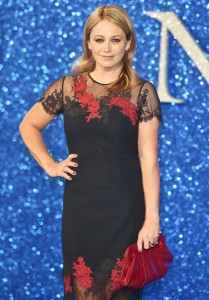 Christine Taylor attends the European premiere of Zoolander No. 2 held at Empire Cinema, Leicester Square, London on February 4, 2016.