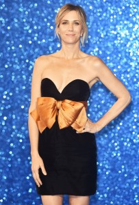 Kristen Wiig attends the European premiere of Zoolander No. 2 held at Empire Cinema, Leicester Square, London on February 4, 2016.