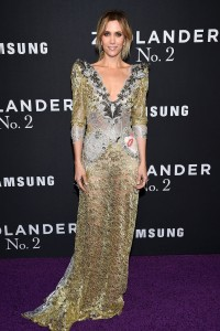attends the Zoolander No.2 premiere in New York City.