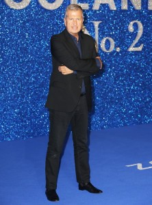 Mario Testino attends the European premiere of Zoolander No. 2 held at Empire Cinema, Leicester Square, London on February 4, 2016.