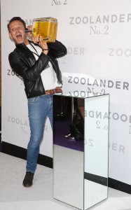 Mike Goldman attends the Australian premiere of Zoolander No. 2 held at State Theatre in Sydney on January 26, 2016.
