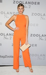 Tegan Martin attends the Australian premiere of Zoolander No. 2 held at State Theatre in Sydney on January 26, 2016.