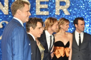 Stars of Zoolander No. 2 attend the London premiere at Empire Cinemas, Leicester Square.