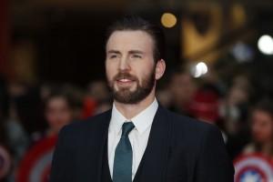 Chris Evans at Marvel's Captain America: Civil War European Premiere held at Westfield, London, Shepherds Bush on April 26, 2016.