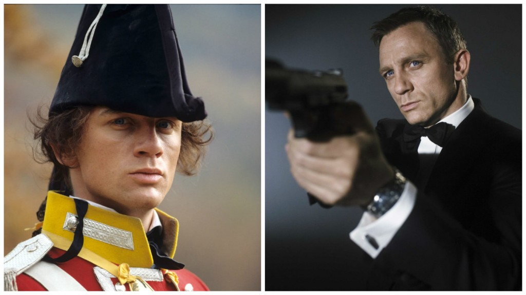 Daniel Craig in Sharpe's Eagle and Bond