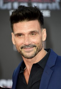 Frank Grillo at the world premiere of Captain America: Civil War held at the Dolby Theatre, Hollywood Blvd, CA on April 12, 2016.