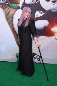 Kelly Osbourne at the Kung Fu Panda 3 Sydney Premiere