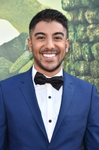Ritesh Rajan at the world premiere of The Jungle Book held at El Capitan Theatre, Hollywood Blvd, Los Angeles, California on April 4, 2016.