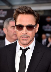 Robert Downy Jr. at the world premiere of Captain America: Civil War held at the Dolby Theatre, Hollywood Blvd, CA on April 12, 2016.