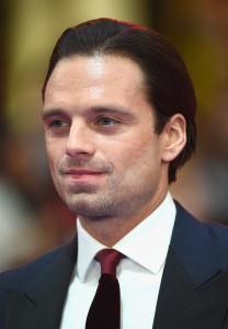 Sebastian Stan at Marvel's Captain America: Civil War European Premiere held at Westfield, London, Shepherds Bush on April 26, 2016.