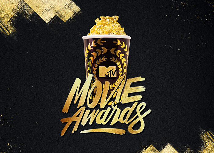 MTV Movie Awards 2016 Logo, Hosted by Kevin Hart and Dwayne