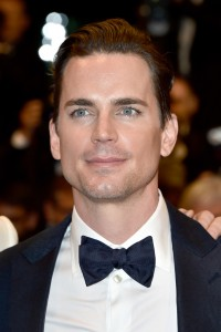 Matt Bomer at The Nice Guys premiere during the 69th Annual Cannes Film Festival held at Palais des Festivals on Sunday 15th May 2016