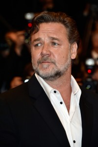 Russell Crowe at The Nice Guys premiere during the 69th Annual Cannes Film Festival held at Palais des Festivals on Sunday 15th May 2016