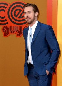 Ryan Gosling at The Nice Guys premiere held at TCL Chinese Theatre, Hollywood Blvd, Los Angeles, CA on Tuesday 10th May 2016
