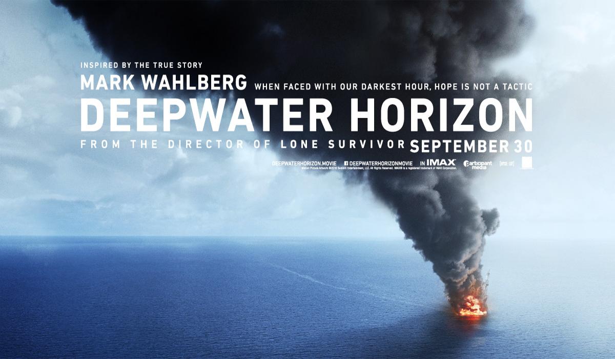 Deepwater Horizon Official Movie Poster