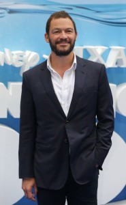 Dominic West Finding Dory European Film Premiere London