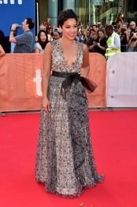 Gina Rodriguez Deepwater Horizon Toronto International Film Festival Premiere