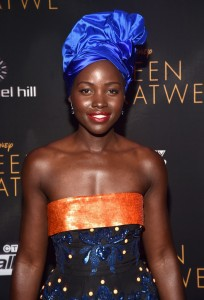 Lupita Nyong'o Queen of Katwe Toronto International Film Festival Premiere