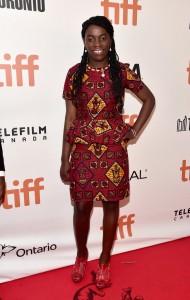 Phiona Mutesi Queen of Katwe Toronto International Film Festival Premiere