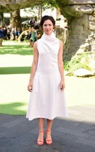 Rebecca Hall The BFG London Film Premiere